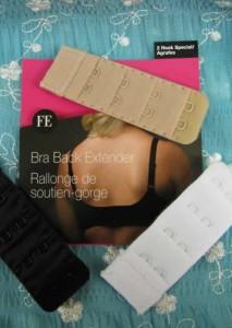 2 Hook Special European Bra Back Extender by Fashion Essentials