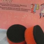 Quick Fix Magic Clothing Sponge by Fashion Essentials
