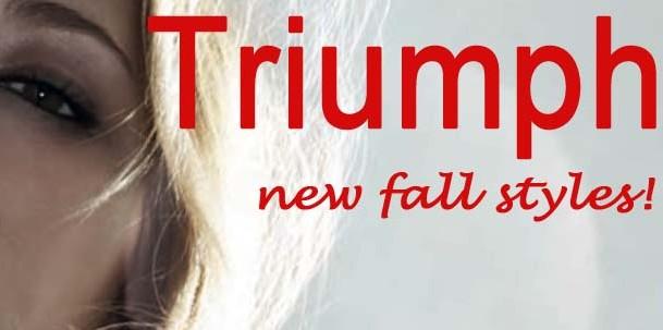 Triumph header 2