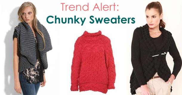 chunky sweaters blog