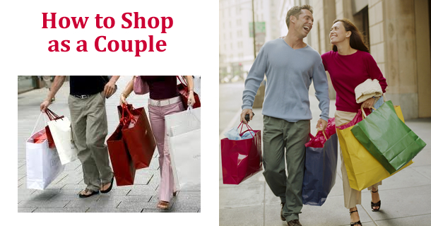 tips on how to shop with him