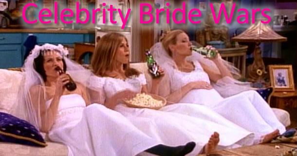 Celebrity Bride Wars