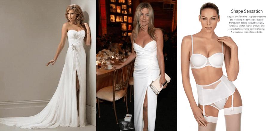Celebrity Bride Wars Brangelina Vs Jenustin Bra Doctor S Blog