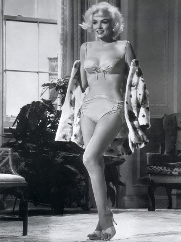 Marilyn Monroe Boob