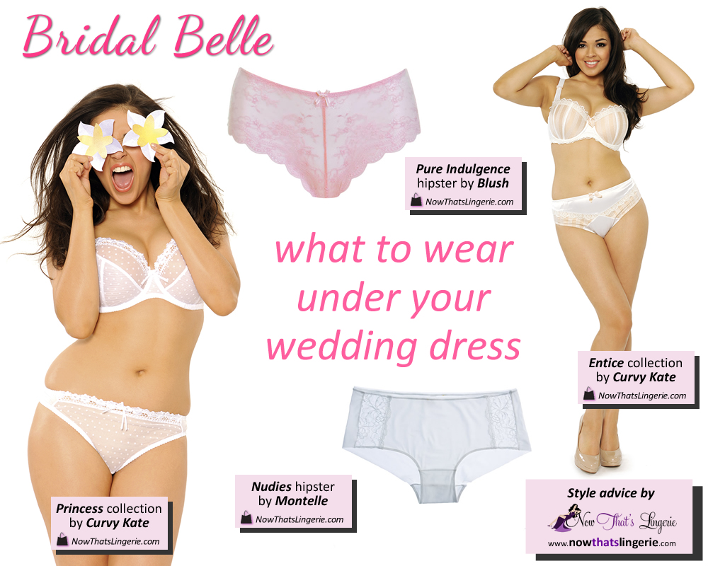 Lingerie To Wear Under Wedding Dress