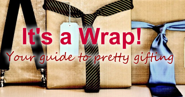 Gift Wrap Ideas for Valentine's Day