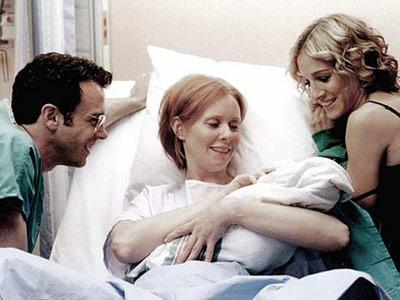 Miranda With Baby