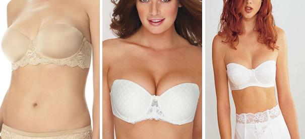 Longline strapless bras to wear with wedding dresses for What bra to wear with wedding dress