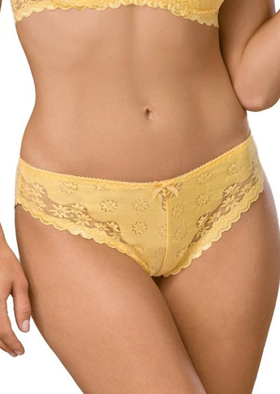Lace Brief found on Now That's Lingerie
