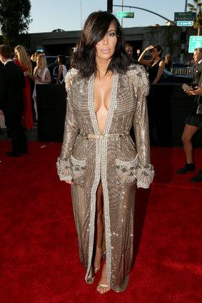 Kim Kardashian. Image by Christopher Polk for Getty Images via Huffington Post.