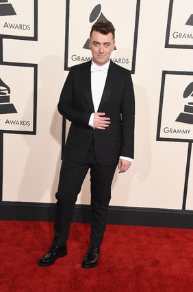 Sam Smith. Image by Steve Granitz for Getty Images via Huffington Post.
