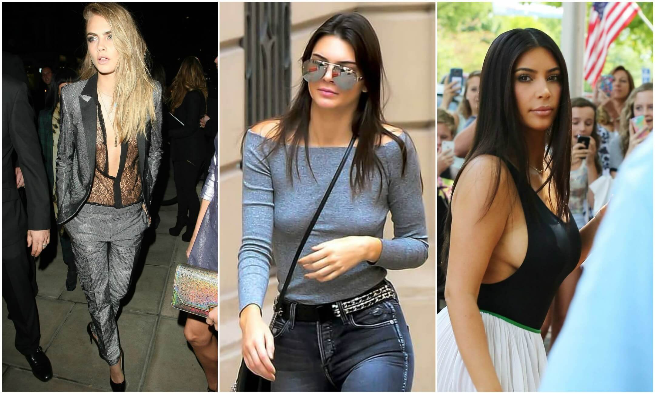 Going Braless For Fashion Bra Doctors Blog By Now