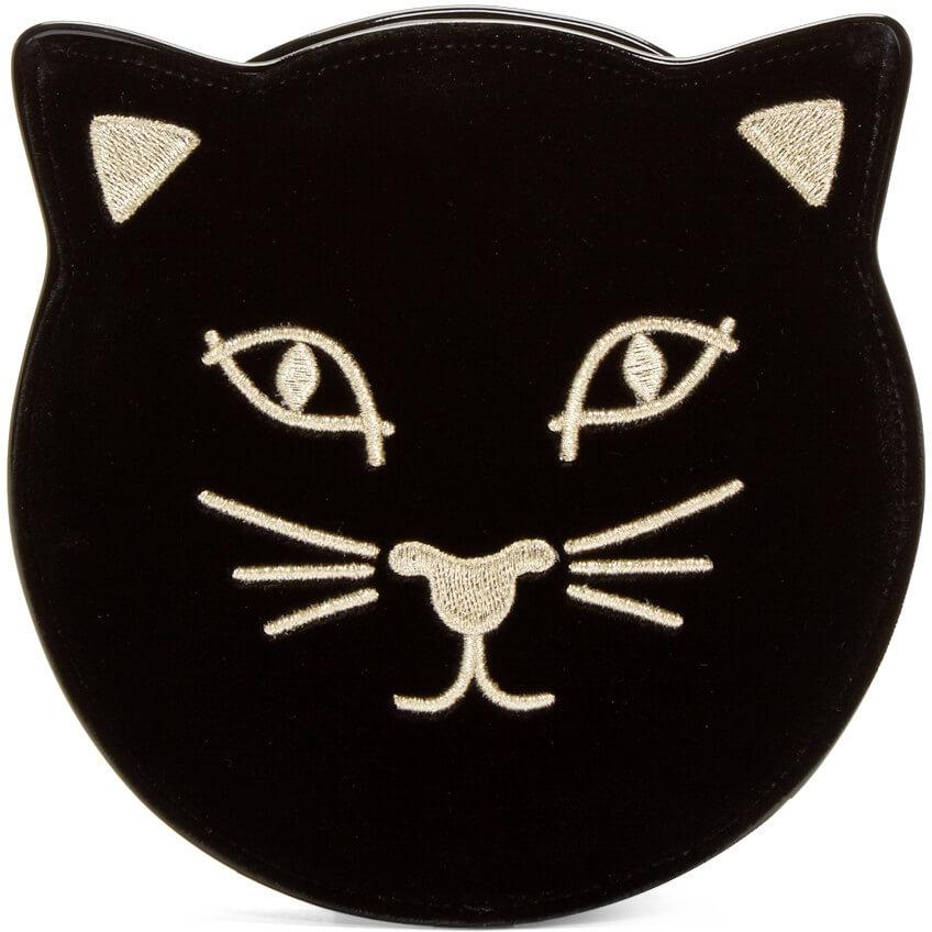 Charlotte Olympia handbag via Ssense