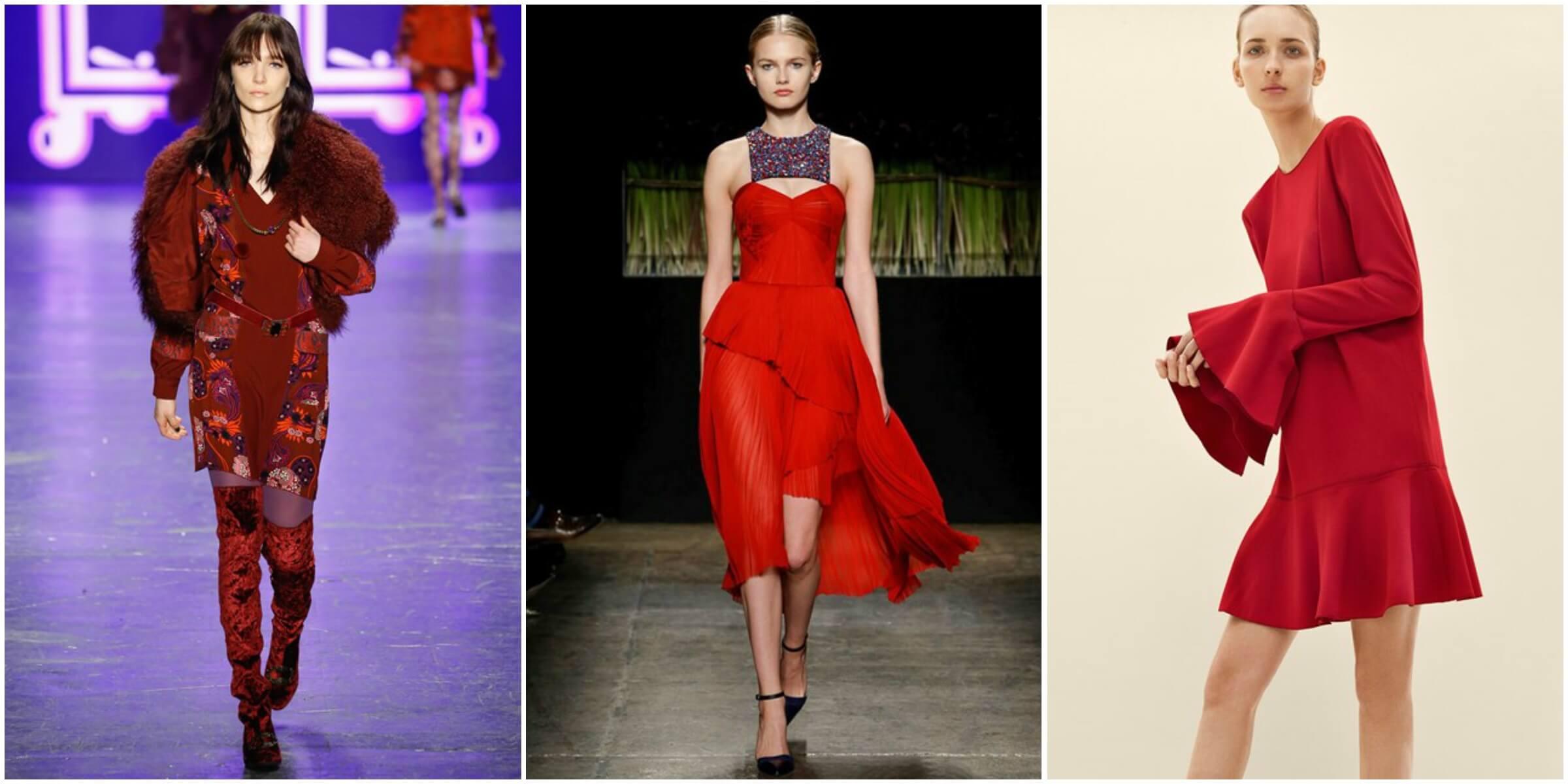 Anna Sui FW16 via Vogue; J Mendel FW16 via Vogue; Theory FW16 via Vogue