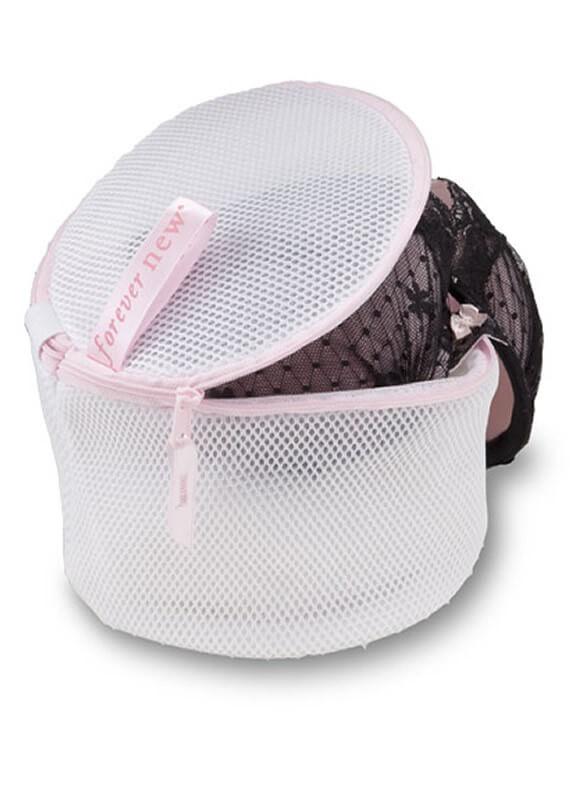 Bra Bather Mesh Wash Bag by Fashion Essentials