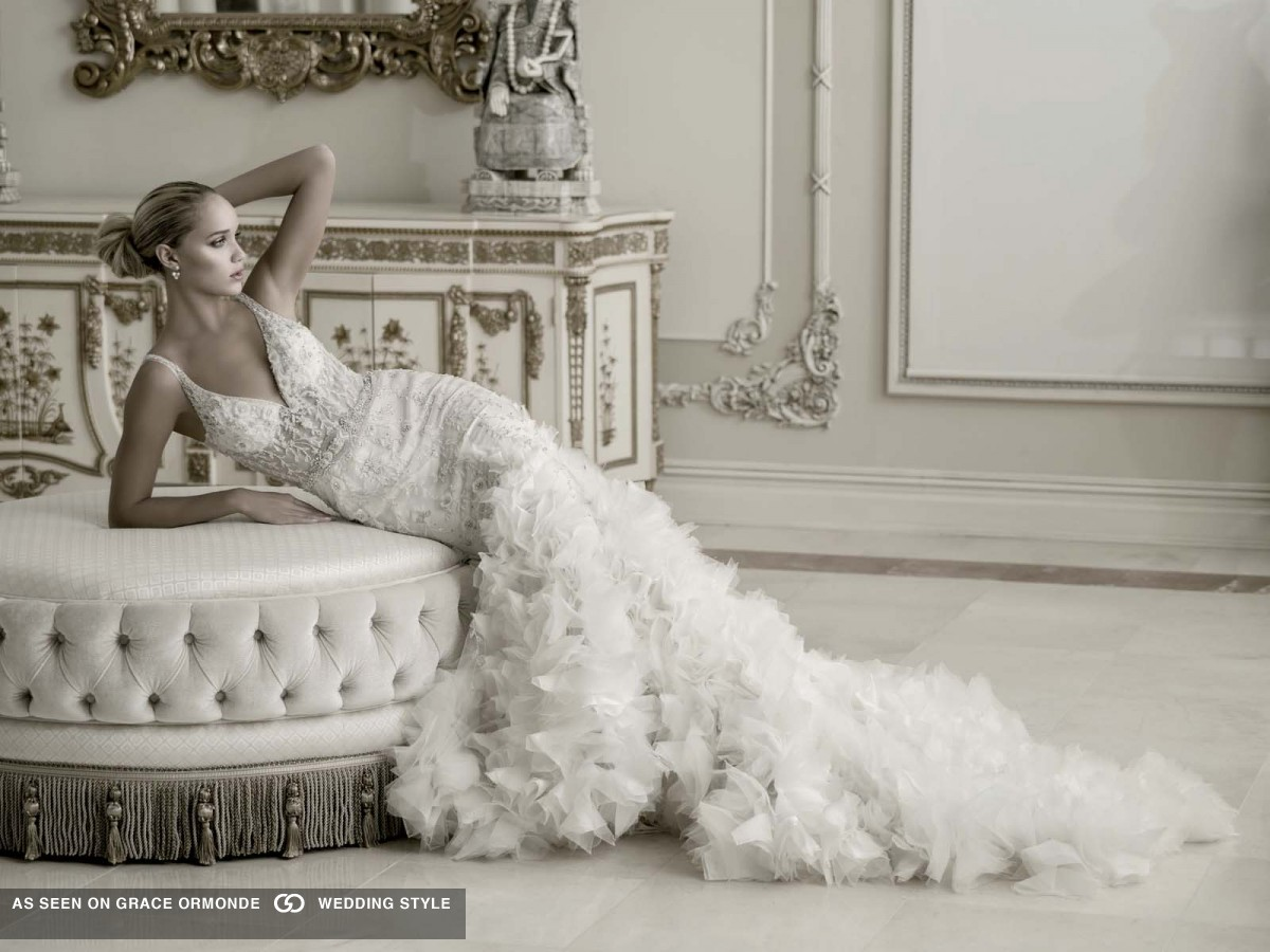 5 Amazing Couture Wedding Dresses – Bra Doctor\'s Blog | by Now ...
