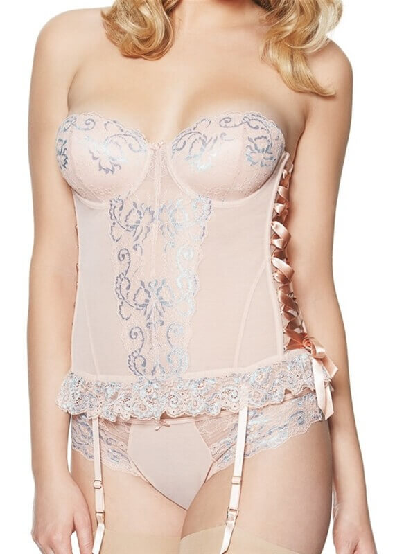 True Bliss Convertible Strapless Corset by Blush Lingerie