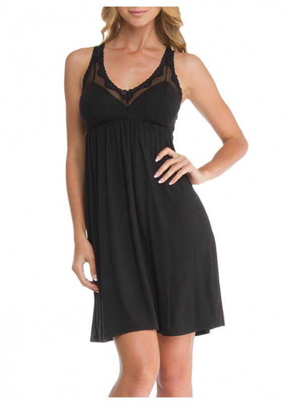 Marni Chemise With Removable Pads by Arianne Lingerie