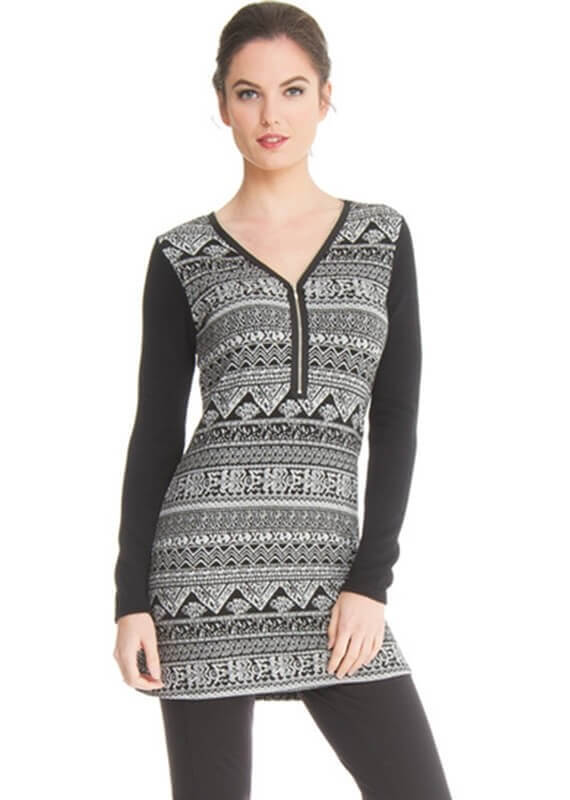 9470-aztec-tunic-with-front-zipper-arianne-now-thats-lingerie.com_-_copy