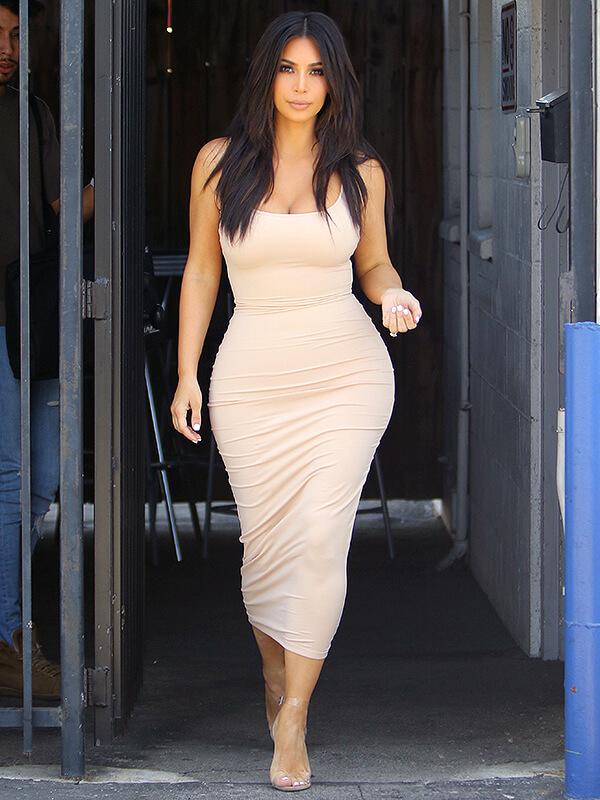 Kim Kardashian West via People