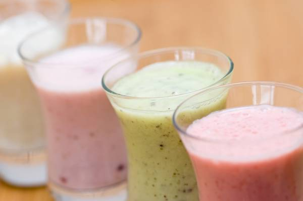 Smoothies are a simple way to get a whole bunch of good in your body at once. Via Breaking Muscle