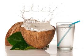 Coconut water is full of beneficial nutrients. Image via Well-Being Secrets.