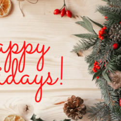 Happy Holidays From Now That's…